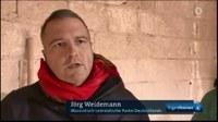 ARD Tagesthemen berichten über Behinderung der ICOR Brigaden für das Gesundheitszentrum in Kobane durch die Türkei