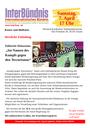 Demo gegen den Rechtsruck der Regierung am 16.4., Treffen des Internationalistischen Bündnisses Essen/Mülheim am 7.4.