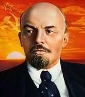 Einladung zum Festakt zur Enthüllung einer Lenin-Statue