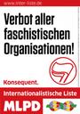 """Erneuter Protest gegen """"Steeler Jungs"""" und die Vorgänge in Thüringen"""