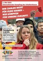 Essen 1. Mai 2021 - Internationaler Kampftag der Arbeiterklasse - Update - neuer Ort - Frohnhauser Markt (45145 Essen), um 9.30 Uhr