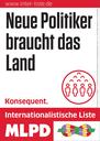 Essen 23.7.2021  - Internationalistische Liste / MLPD Herzliche Einladung zum Treffen der Wählerinitiative für die Direktkandidaten Gabi Fechtner und Dirk Willing
