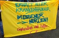 """Essen 29.5.2021 - """"Tribunale Hospitale"""" für eine allseitige Gesundheitsversorgung im Essener Norden"""