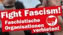 Essen-Steele: Lautstarker Protest mit Offenem Mikro gegen die Faschisten und Schikanen der Polizei