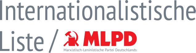 Gründung des örtlichen Bündnisses Internationalistische Liste/MLPD Essen - Kandidatur zu Landtags- und Bundestagswahl