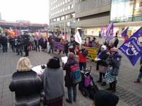 Internationaler Frauentag in Essen: Zornig, bunt und kämpferisch