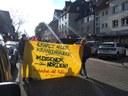 """Internationalistisches Bündnis: Sollen wir in Zukunft gleich zum Nordfriedhof gehen?"""" Erfolgreiche, kämpferische Protestaktion gegen die Krankenhausschließungen im Essener Norden"""