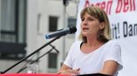 Mitschnitt Rede von Gabi Fechtner vom 1. Mai 2020 auf dem Katernberger Marktplatz