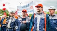 Mülheim, Korrespondenz:  SPD und CDU an der Seite der Stahlarbeiter?