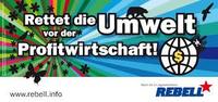 Offener Brief zu den Vorgängen gegen REBELL und MLPD bei der Demonstration zur RWE-Aktionärsversammlung am 3. Mai in Essen