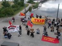 REBELL Essen: Bericht von der Demonstration am 7.6.2020 in Essen gegen Polizeigewalt und Rassismus