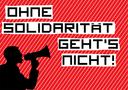 Solidaritätserklärung an die Belegschaften des Universitätsklinikums Essen und Düsseldorf