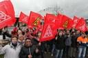 Solidaritätserklärungen  an die streikenden Metallerinnen und Metaller