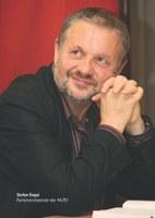 Stefan Engel, Parteivorsitzender der MLPD