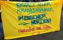 Zweite Demonstration gegen Krankenhausschließungen im Essener Norden